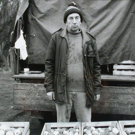 Portraits black white photography