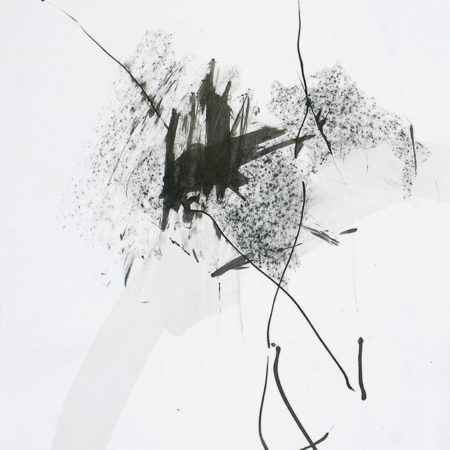 contemporary abstract drawing art for sale by artist