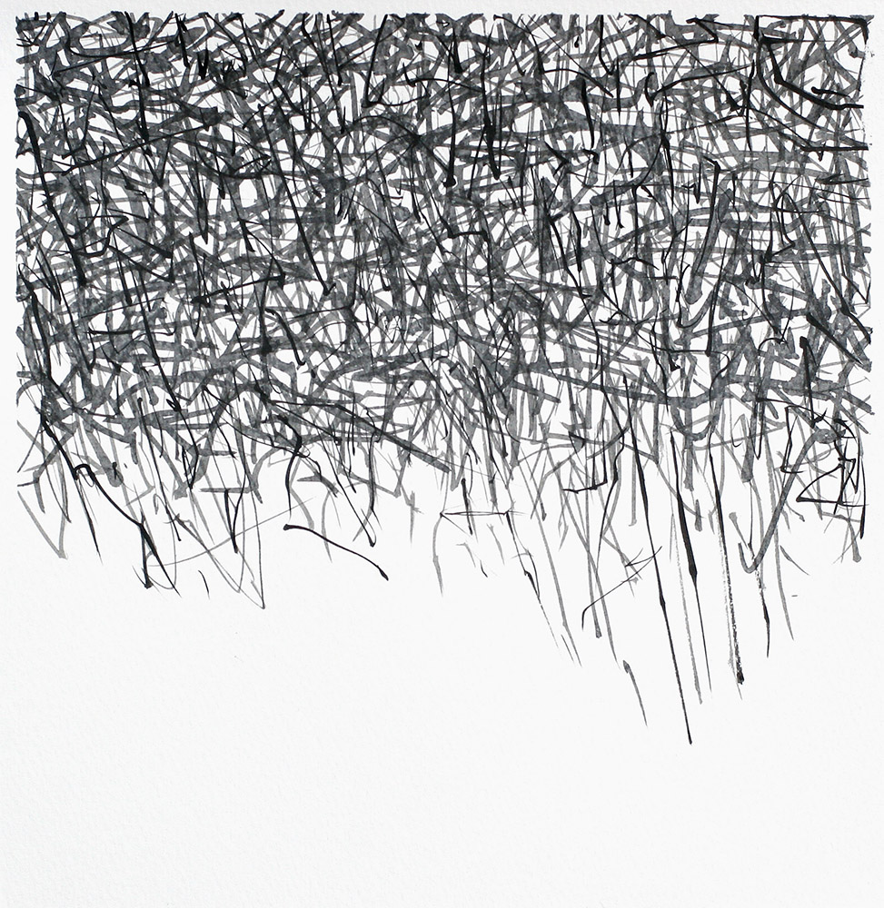 amazing black white abstract drawings