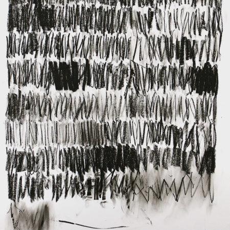 original modern abstract drawing