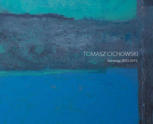 tomasz cichowski abstract paintings