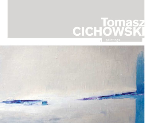 abstract painting by Tomasz Cichowski
